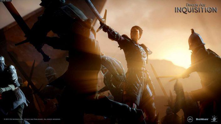BioWare: 'Geheime Sachen' zu Mass Effect und Dragon Age angedeutet