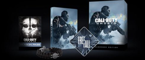Call of Duty Ghost group-hardened-edition