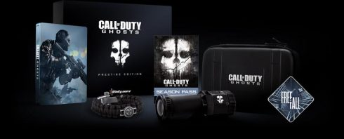 Call of Duty Ghosts group-prestige-edition