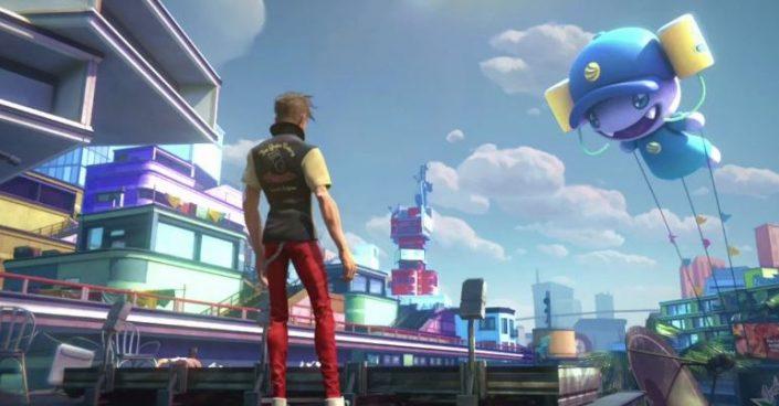 Insomniac Games: Möglicher Hinweis auf ein Sunset Overdrive für PS4/PS5