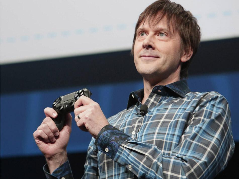 Marc Cerny PS4 PlayStation 4