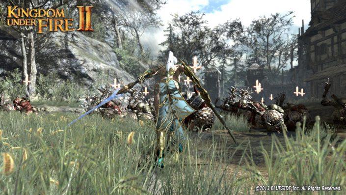 Kingdom Under Fire 2: Das MMO-SRPG soll weiterhin auch in Europa für PS4 erscheinen