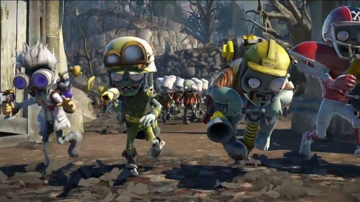 Plants vs. Zombies: Battle for Neighborville scheinbar Gamescom-Enthüllung geplant