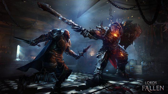 Lords Of The Fallen: CI Games nennt aktuelle Verkaufszahlen zum Rollenspiel