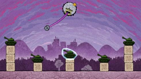 King Oddball PS Vita Screenshot