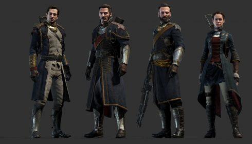 The Order 1886 PS4 Playstation 4 Screenshot