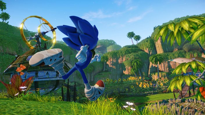 Sonic The Hedgehog: Erstes Foto vom Set des Kinofilms
