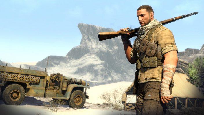 Sniper Elite V2: Remastered-Fassung für die aktuelle Konsolen-Generation geplant?