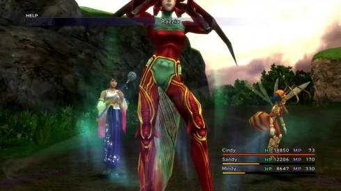 Final Fantasy X X-2 Test Revie PS3 PSVita 03
