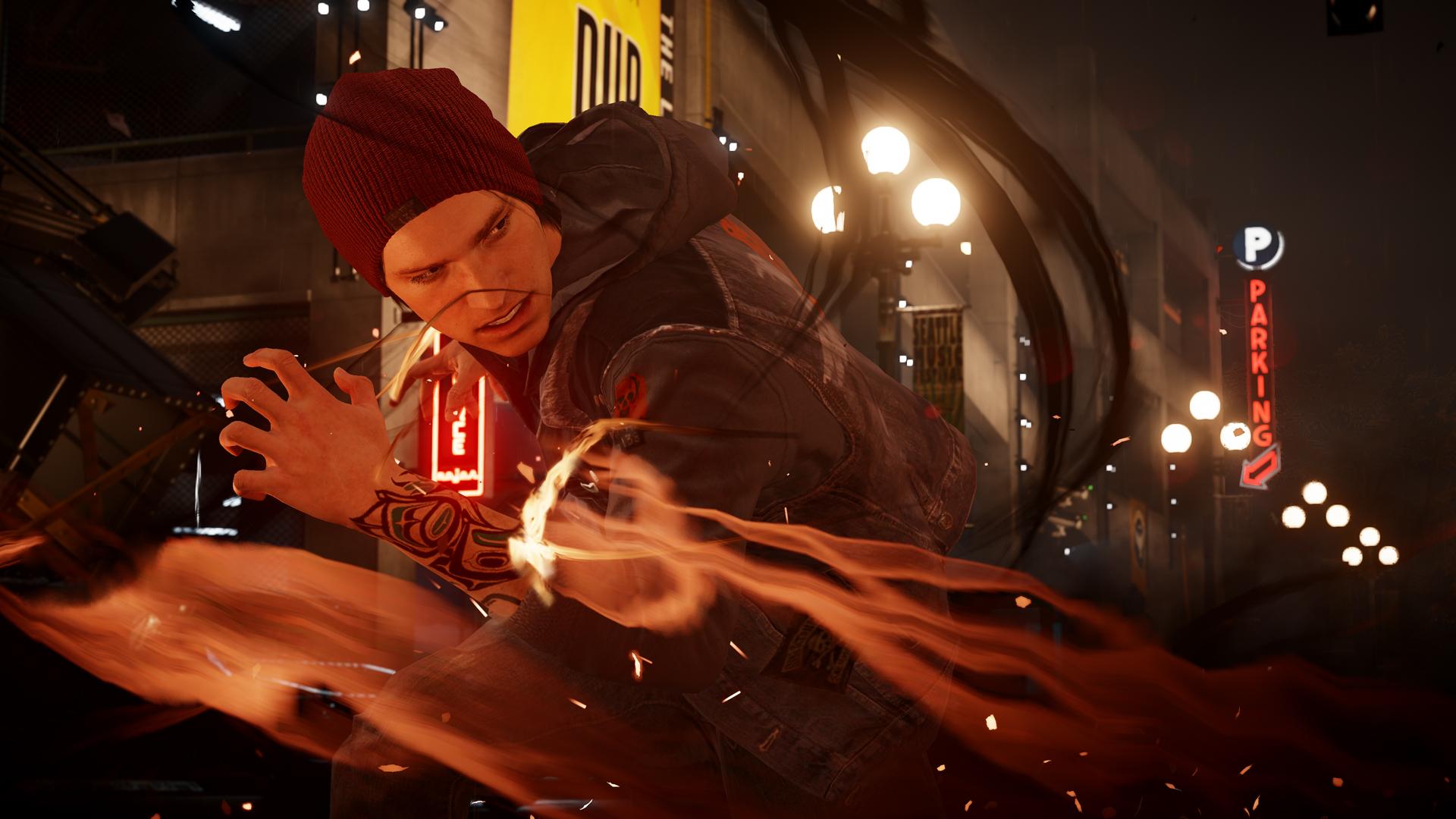 Infamous Second Son PS4 Review Preview PLAY3.DE