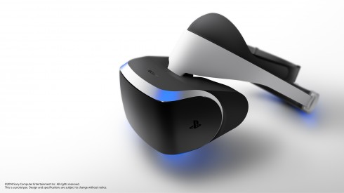 PS4-VR-Headset HMD I Project Morpheus
