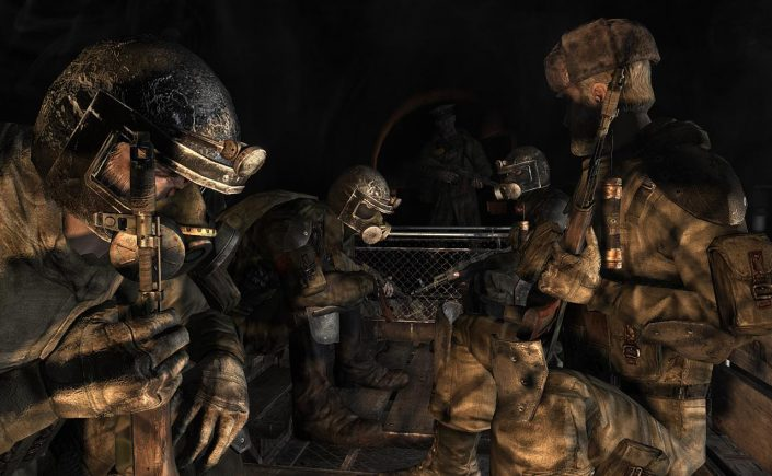 Metro 2033: Verfilmung zum gefeierten Roman angekündigt – Start allerdings erst 2022