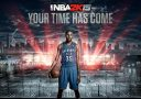 NBA 2K15: Pharrell Williams  sorgt für den Soundtrack der Basketballsimulation