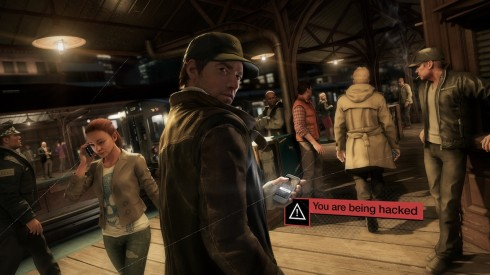 Watch Dogs PS4 Screenshot
