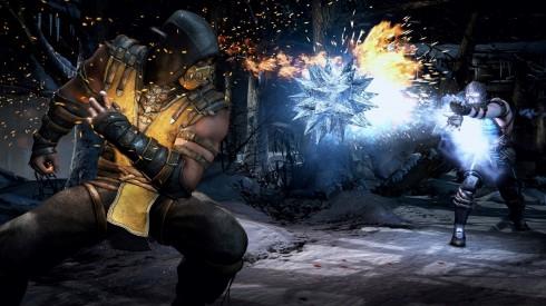 Mortal Kombat X_Scorpion Sub Zero