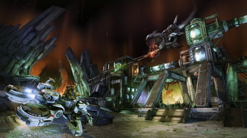 Borderlands The Pre-Sequel - Screenshot - Wilhelm 06