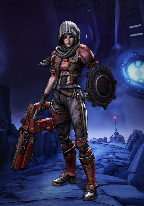 Borderlands The Pre-Sequel - Athena 1