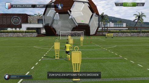 FIFA 15 Trainiert