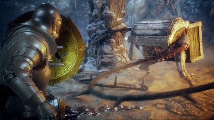 Deep Down: Der Dungeon-Crawler war laut frischem Gerücht fast fertig