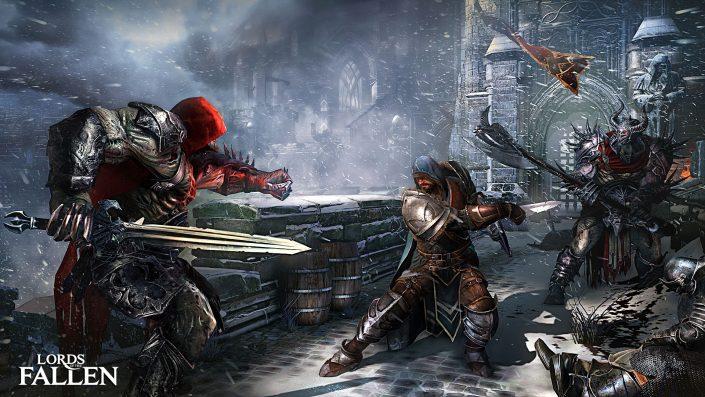 Lords of the Fallen 2: Neuer Entwickler bestätigt