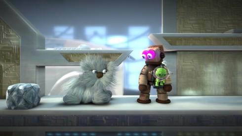 Litte Big Planet 2 PS3 Screenshot