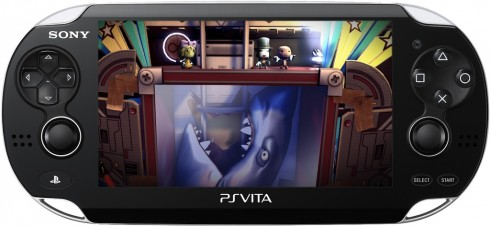 Little Big Planet PS Vita Screenshot