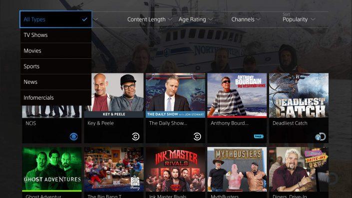 Playstation Vue Sony Beendet Eigenen Cloud Tv Service Konzentration Auf Das Kerngeschaft