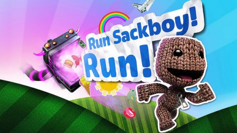 Run Sackboy Run iOS Screenshot