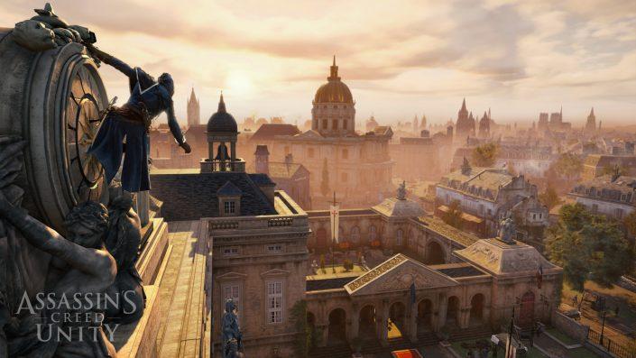 Assassin's Creed Unity: Designerin könnte den Wiederaufbau von Notre Dame unterstützen