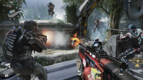 Call of Duty Advanced Warfare - PS4 Screenshot