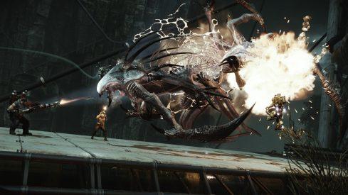 Evolve - PS4 screenshot 01