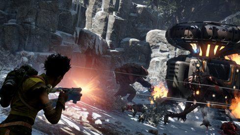 Evolve - PS4 screenshot 04