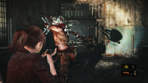 Resident Evil Revelations 2 - Screenshot 01