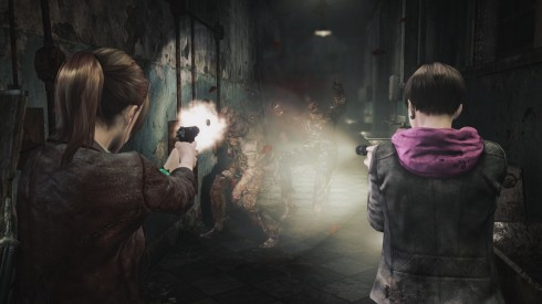 Resident Evil Revelations 2 - PS4 Screenshot 03