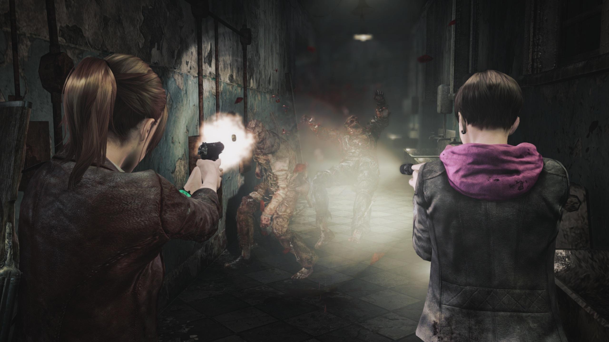 Resident Evil Revelations 2 – PS4 Screenshot 03