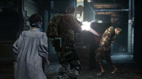 Resident Evil Revelations 2 - PS4 Screenshot 04