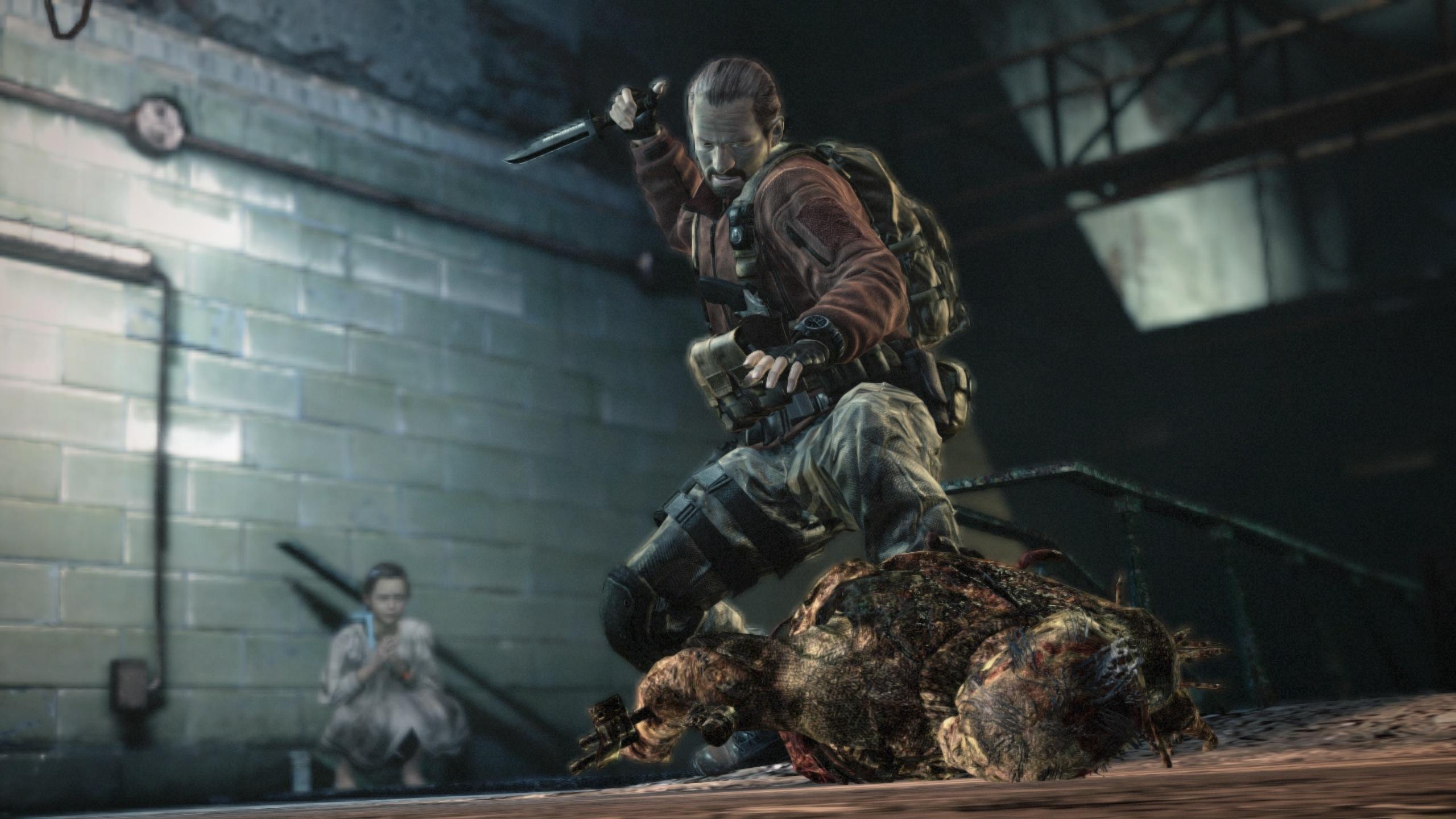 Resident Evil Revelations 2 – PS4 Screenshot 05