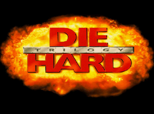 Die Hard Trilogy - PSone PS1