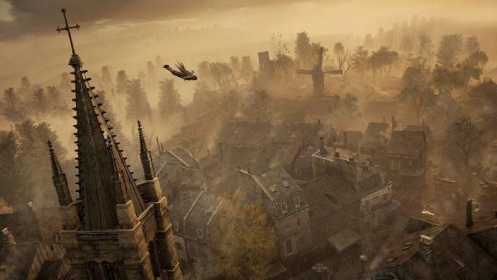 Assassin's Creed Unity: Auf dem PC aktuell kostenlos erhältlich – Ubisoft spendet für den Wiederaufbau von Notre Dame