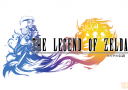'Final Fantasy'-Logos treffen auf 'The Legend of Zelda'-Motive