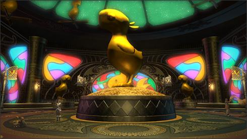 Final Fantasy XIV A Realm Reborn – Update 2.51 inkl. Gold Saucer