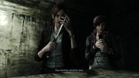 Resident Evil Revelations 2 - PS4 Screenshot 01