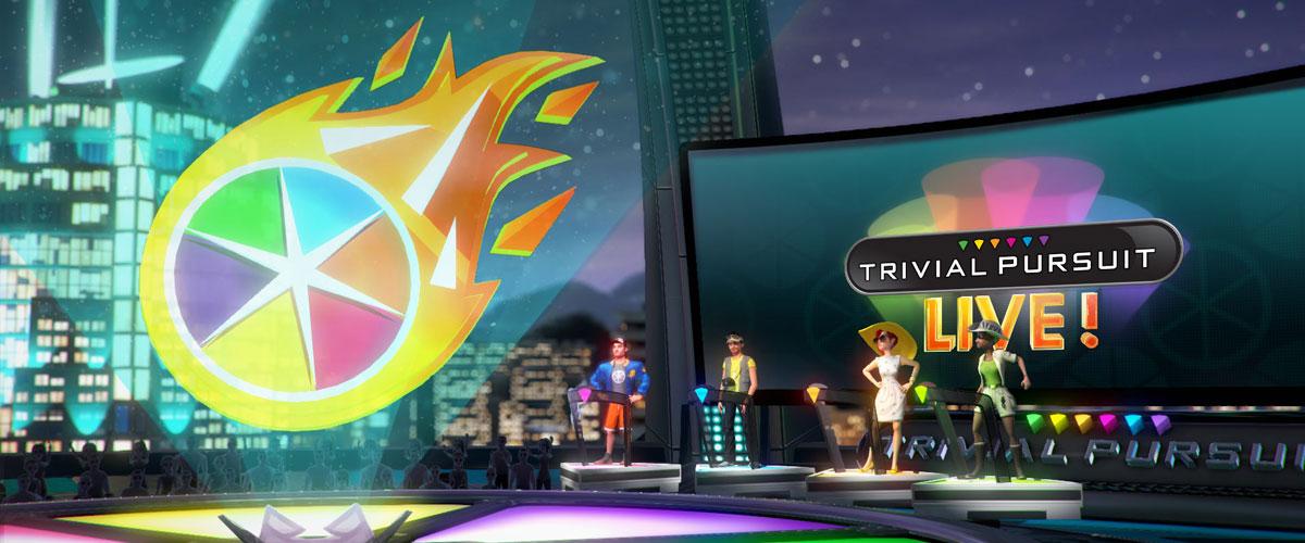 Trivial Pursuit Live!: Mit dem US-Store Update auch für Sonys