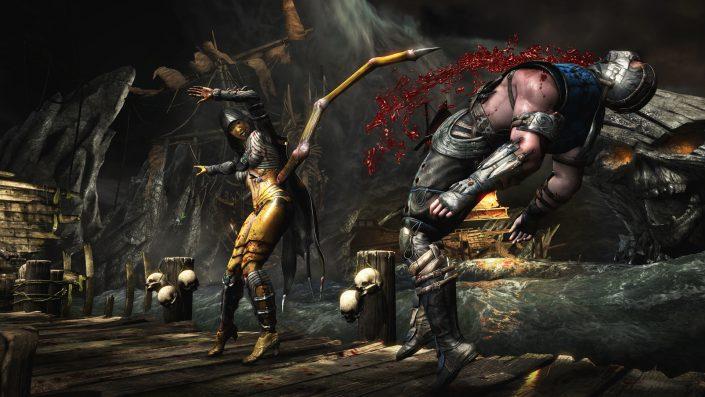 Mortal Kombat 11: Stark modifizierte Unreal Engine 3 dient als Basis