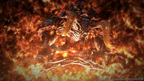 final fantasy 14 ifrit