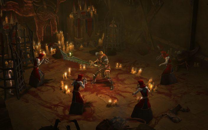 Diablo: 2019 sollen mehrere Projekte enthüllt werden