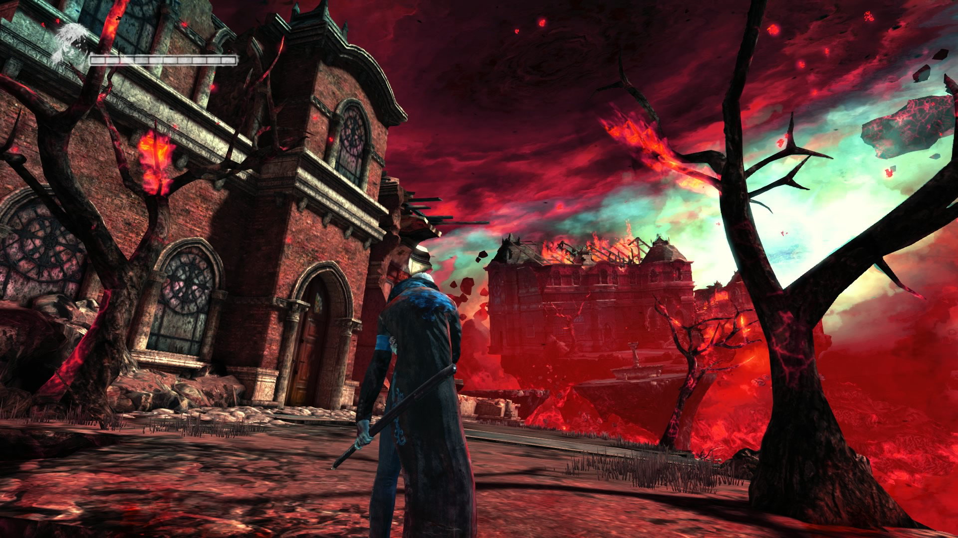 AusGamers Files - Devil May Cry 3 Patch v130