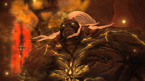 final fantasy xiv titan