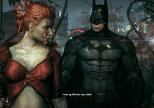 Batman Arkham Knight - PS4 Screenshot 01