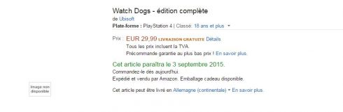 watch dogs complete edition amazon